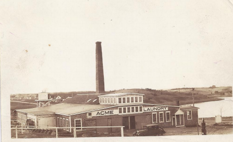 Chatham Plant in 1930